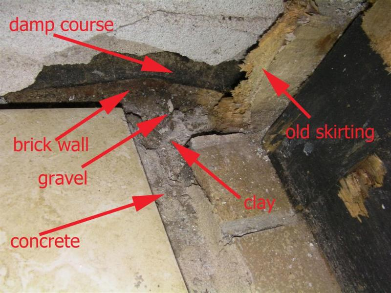 Sealing Edges Of Old Concrete Floor Diynot Forums