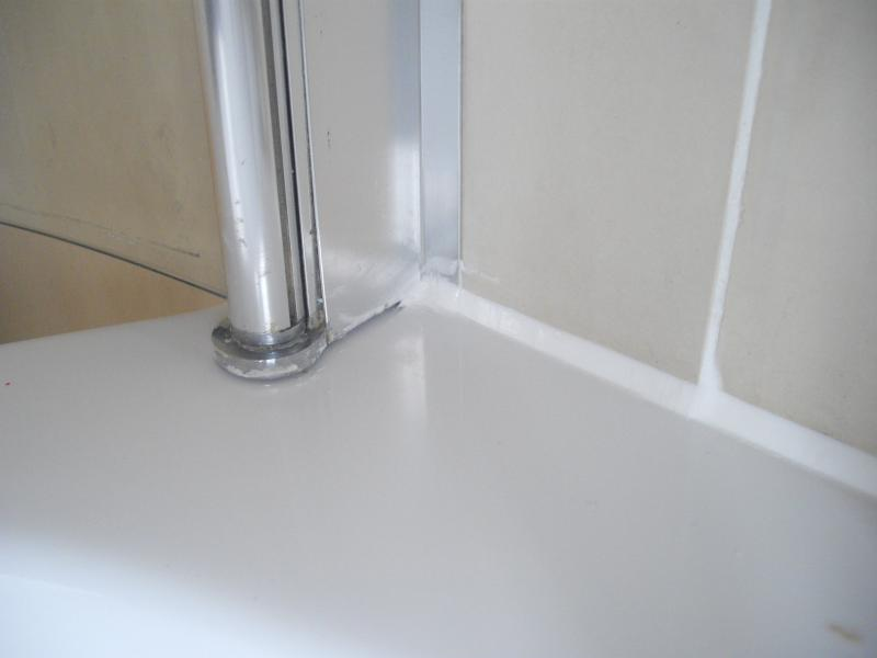Where To Seal Shower Screen And How To Cut Bottom Seal
