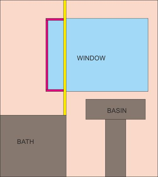 Shower Next To Window Need Screen Suggestions Please Diynot Forums