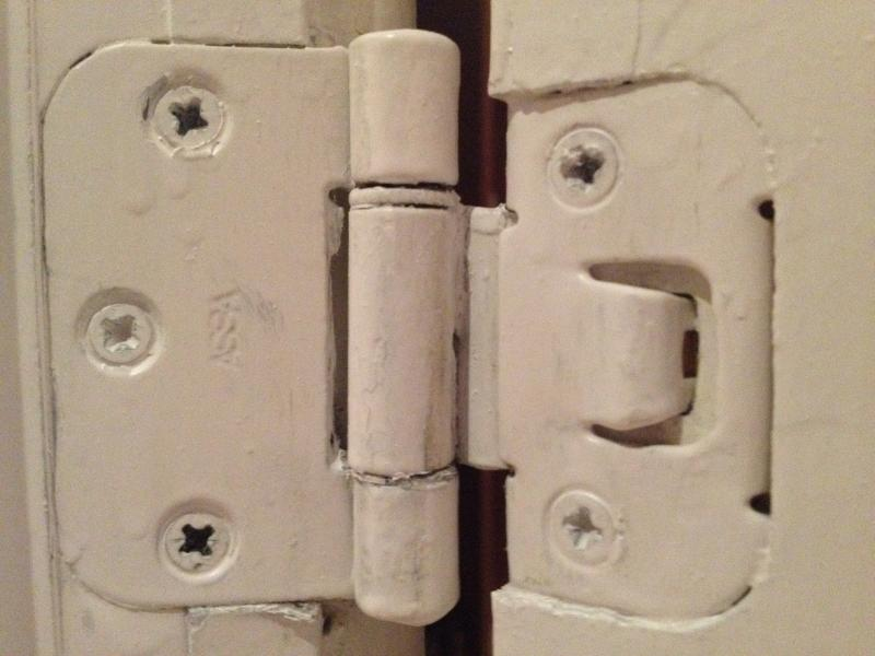 Anyone Know What These Hinges Are Diynot Forums