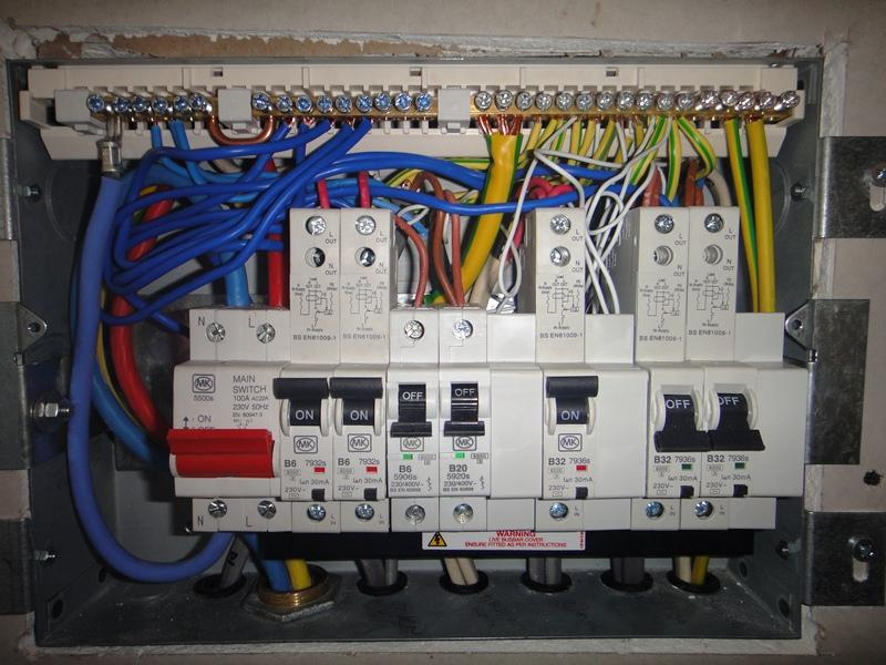 full how does my diy effort at a consumer unit look? diynot forums wylex rcbo wiring diagram at gsmportal.co