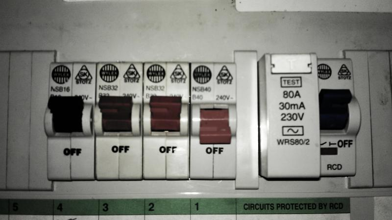full rcd keeps tripping, may be 8 5 kw shower? diynot forums rcd fuse box at virtualis.co