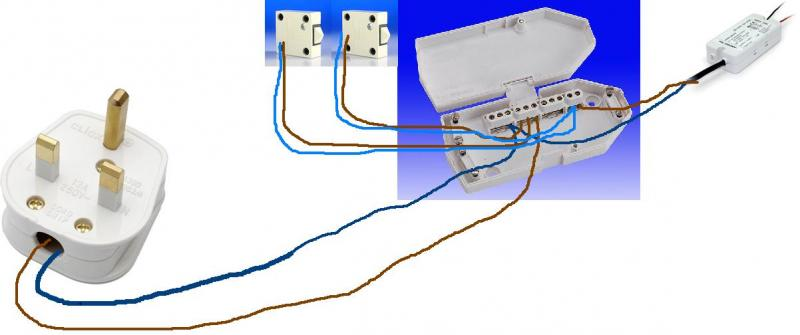 How To Wire 2  U0026 39 Push To Break U0026 39  Door Switches To 1 Led
