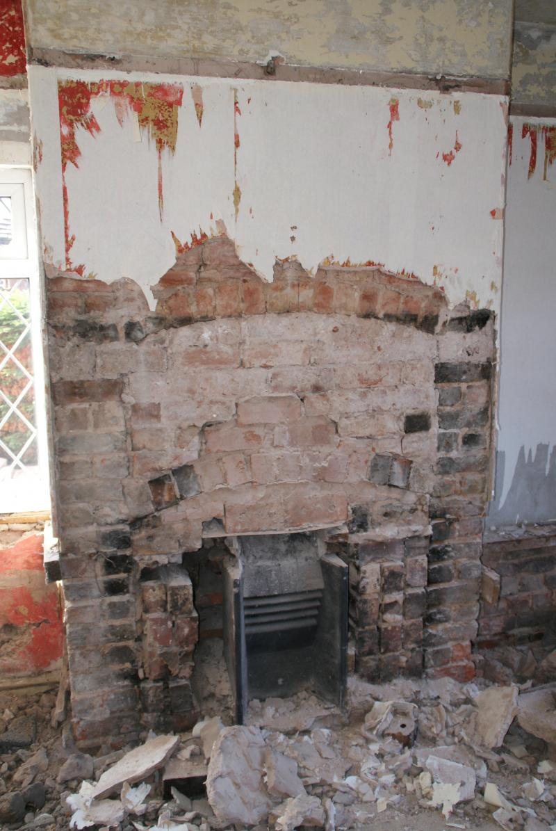 Fireplace Chimney Breast Questions Diynot Forums