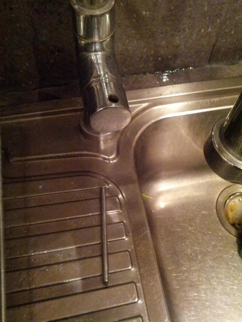 Help Handle Fell Off Kitchen Sink Tap Diynot Forums