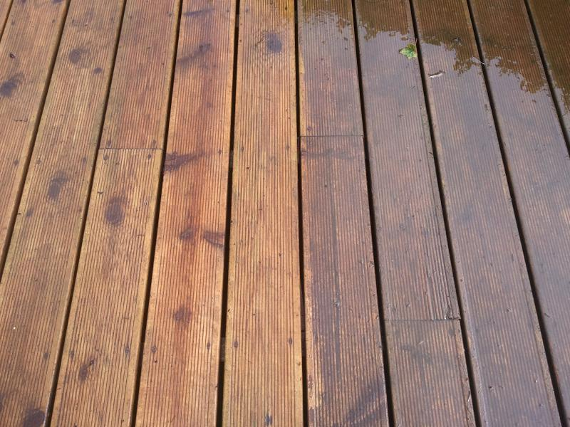 Decking Oil Stain Advice Please Diynot Forums