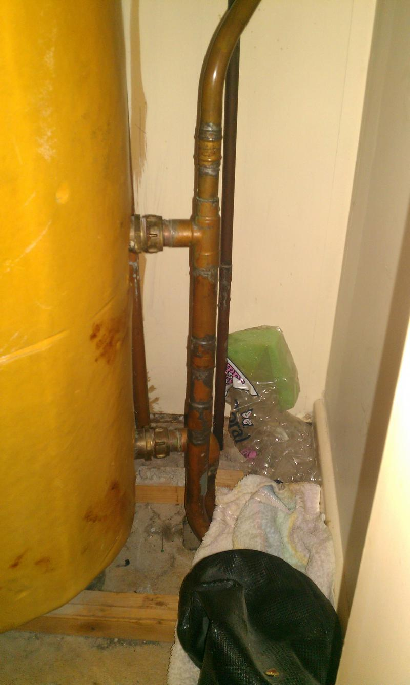 No Hot Water Rads Fine Open Vented System Diynot Forums