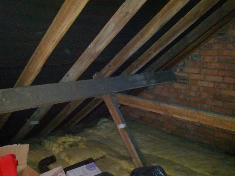 Have Purlins Can I Remove Trusses Diynot Forums