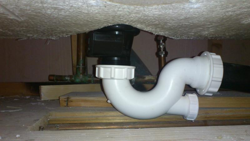 Bath Waste Pipe Fall Diynot Forums