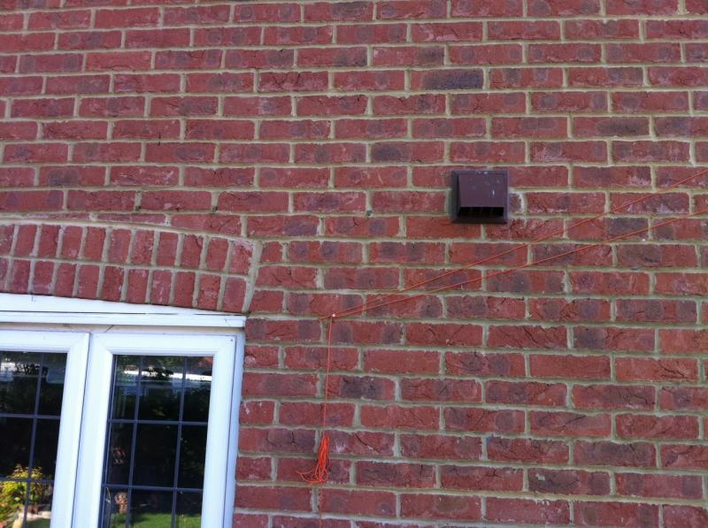 So, My Builder And Friends Have Said That I Should Remove The Plastic On  The Vent On The Outside, Remove Some Bricks (happy To Do This) And Then  Purchase ...