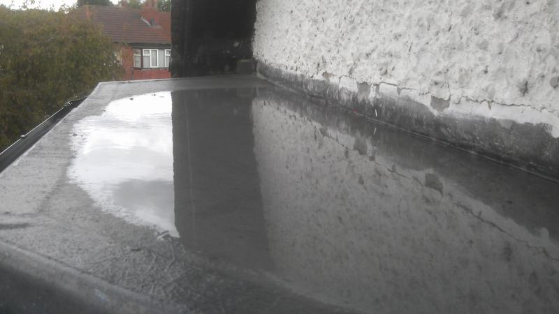 Water Not Running Off New Grp Bay Roof Diynot Forums