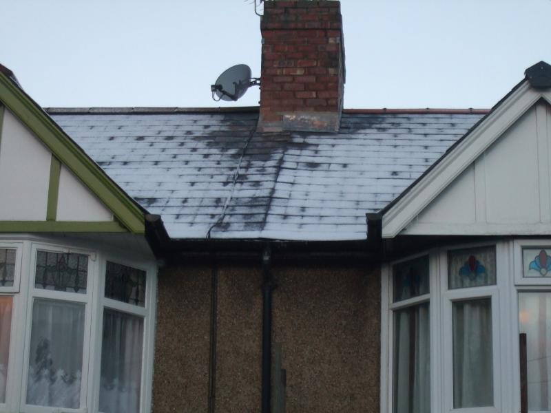 Roof Join Secret Gutter Kick Up Diynot Forums
