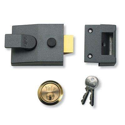 Broken Yale Lock How Can I Remove It Diynot Forums