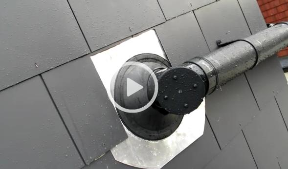 Weathering Slate Fitment On Soil Pipe Diynot Forums