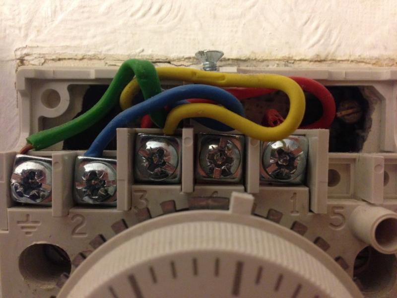 full replacing mechanical room stat with digital diynot forums honeywell t6360b1028 room thermostat wiring diagram at virtualis.co