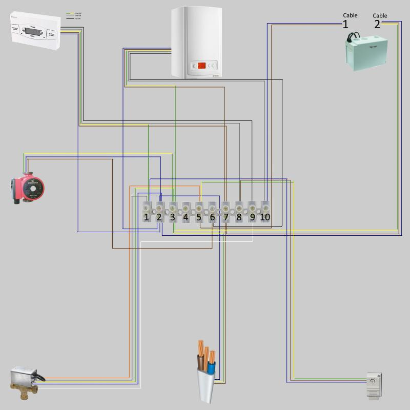 wiring room thermostat diagram wiring wiring diagrams i also took