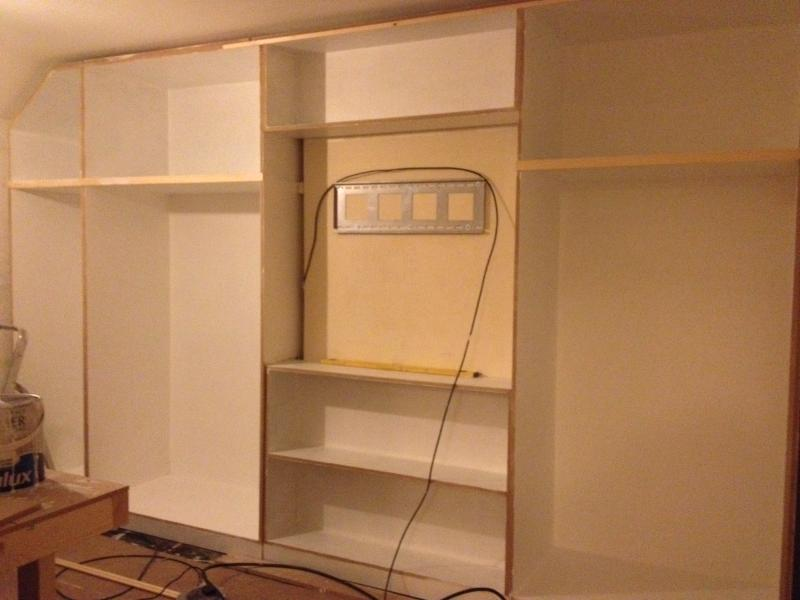 I M Planning To Finish The Interior Of Wardrobes With A White Eggshell Is This Suitable Durability Wise