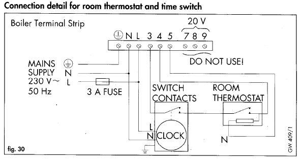 Vaillant Turbomax 242 Problem Permanently On Diynot Forums