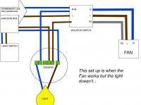 bathroom fan wiring diagram wiring diagram and schematic design bathroom fan light switch wiring diagram