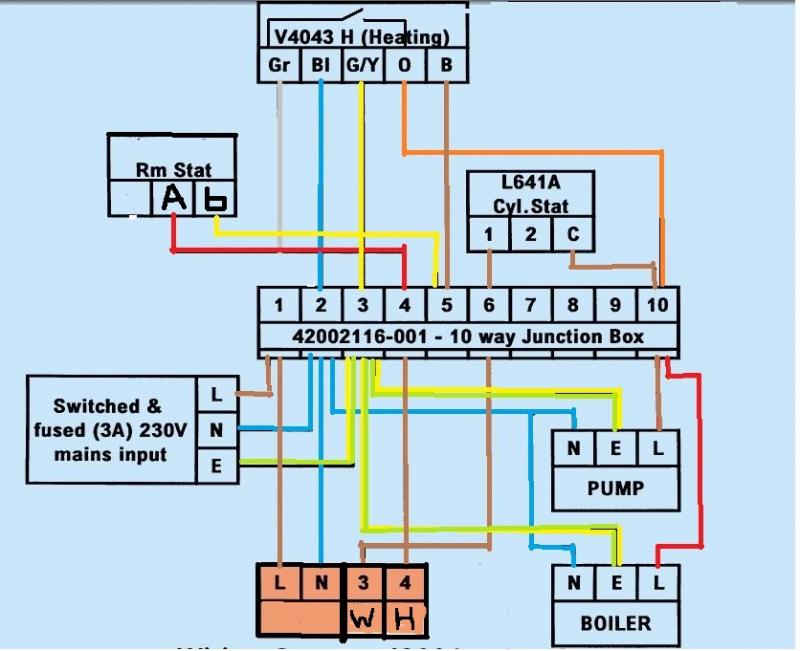 Semi gravity upgrade question please help diynot forums is this a suitable wiring diagram to make my old system the most effecient it can be asfbconference2016 Gallery