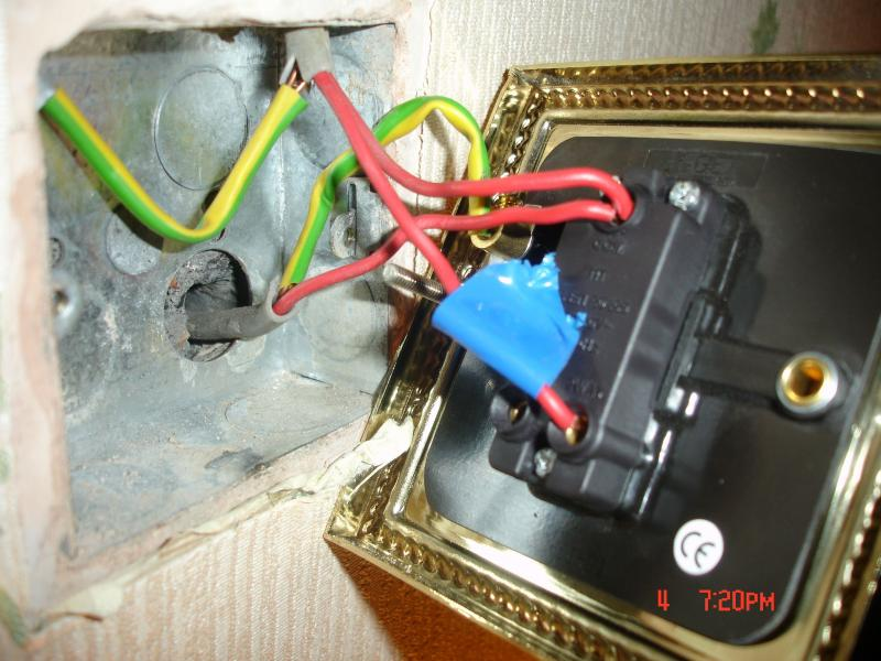 Light switch keeps tripping mcb fuse help diynot forums