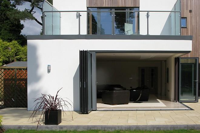 Bi Fold Doors With Removable Corner Post Diynot Forums