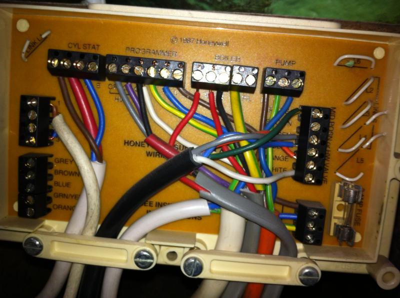 Honeywell Wiring Centre Diagram : Untitled diynot forums