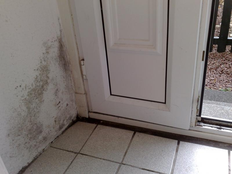 damp inside upvc french doors diynot forums