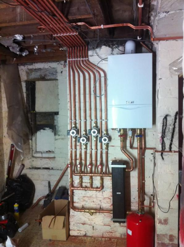 vaillant water heater instructions