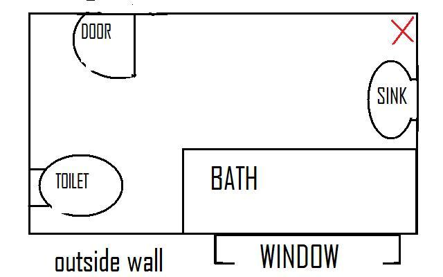 Location Of Bathroom Ceiling Extractor Fan Diynot Forums