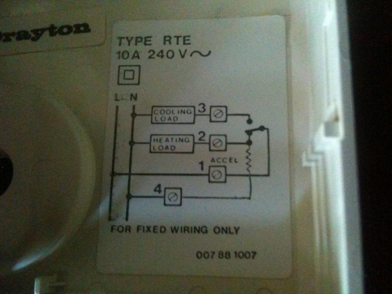 Wireless replacement for drayton rte thermostat diynot forums wireless replacement for drayton rte thermostat asfbconference2016 Image collections