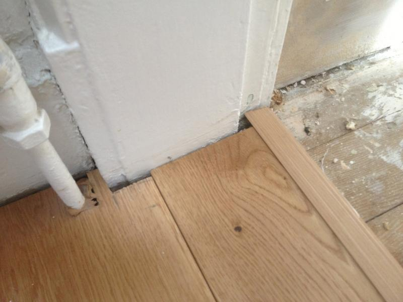 Untitled diynot forums for Wood floor expansion gap