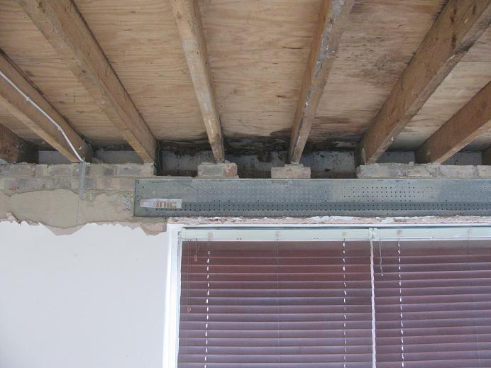 Mounting Ledger Board To Lintel Diynot Forums
