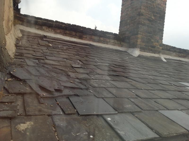 Temporary Fix For Leaking Roof Diynot Forums