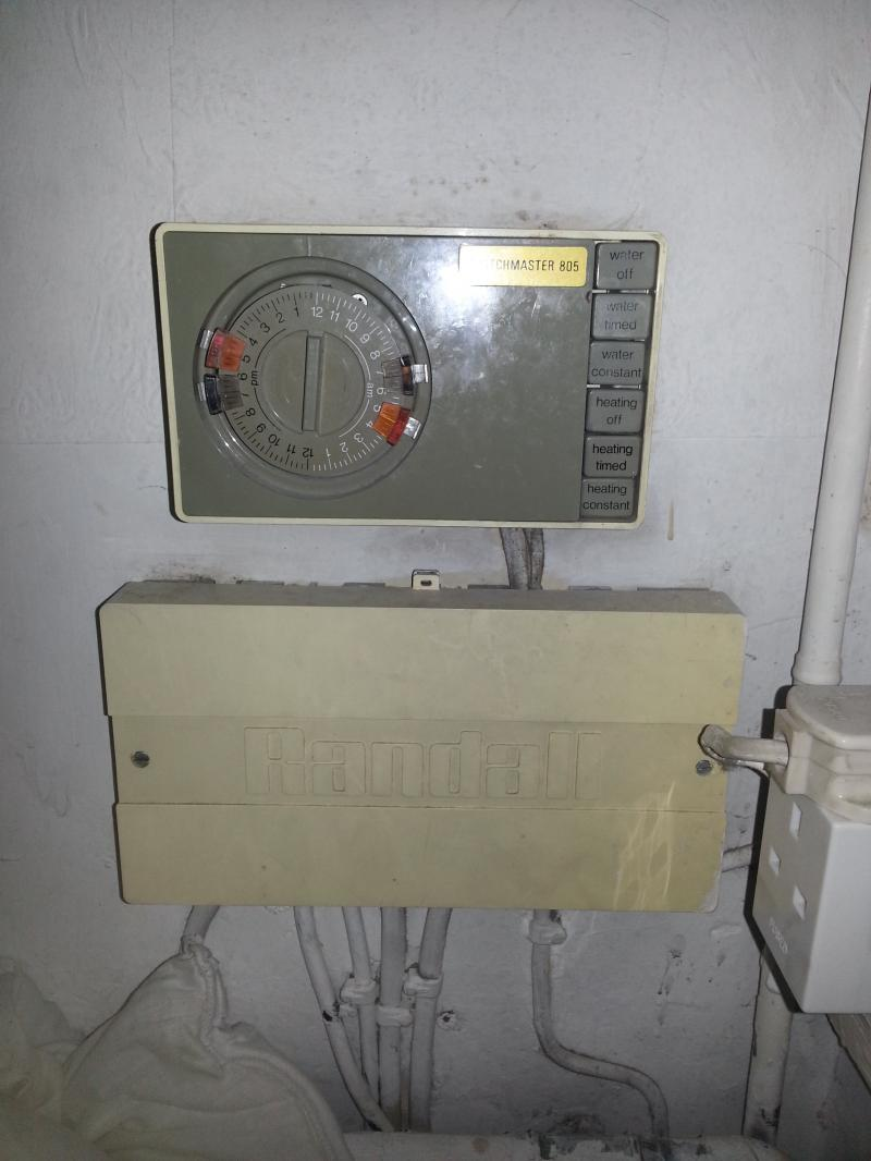 What Is A System Boiler >> Switchmaster 805 dial not rotating   DIYnot Forums
