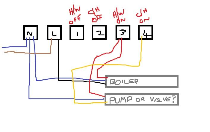 Wiring Diagram For Boiler Programmer - Find Wiring Diagram •