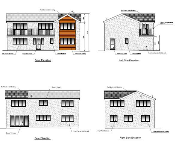 Planning permission. What would you do?   DIYnot Forums