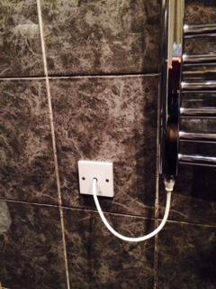 New Heated Towel Rail Blows Fuse Diynot Forums