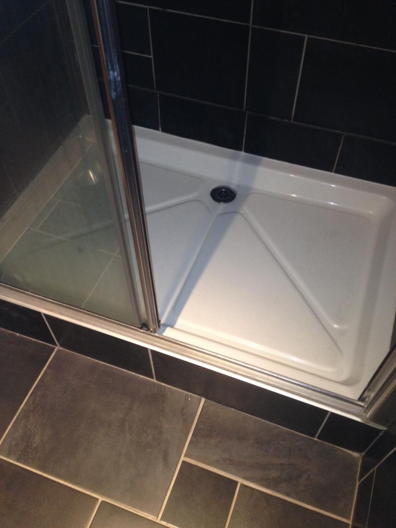 Probably Hoping Against Hope If There Was A Way Of Potentially Sorting This Issue Without Removing Tiles And Getting Underneath The Shower Base