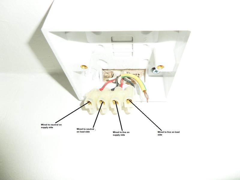 help needed with bathroom light switch fan diynot forums rh diynot com
