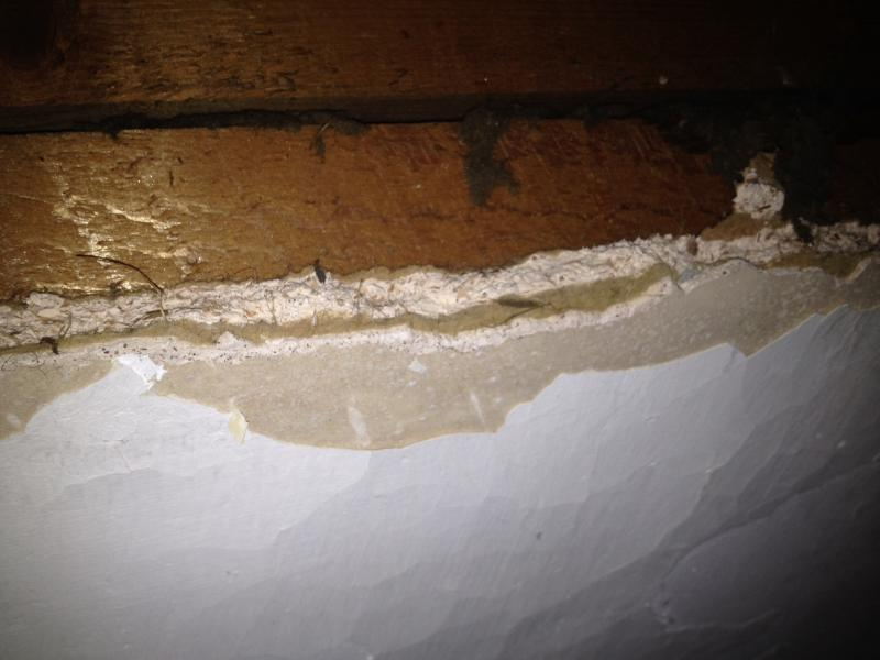 Asbestos in old plasterboard diynot forums for Is there asbestos in drywall
