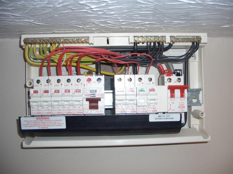 Groovy Consumer Unit Replacement Recommendations Diynot Forums Wiring Digital Resources Dadeaprontobusorg