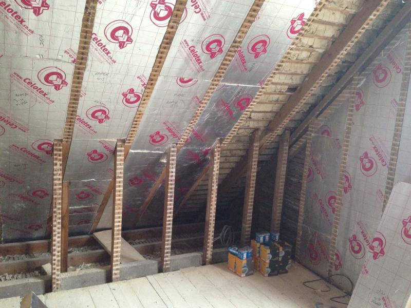 Insulating Between And Under Rafter Question Diynot Forums
