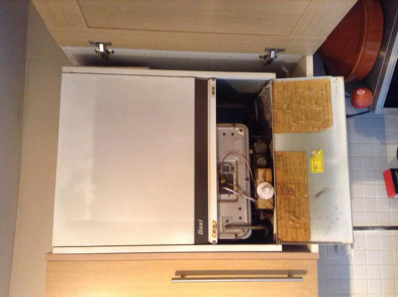 Adding Central Heating Thermostat To Old Boiler Diynot