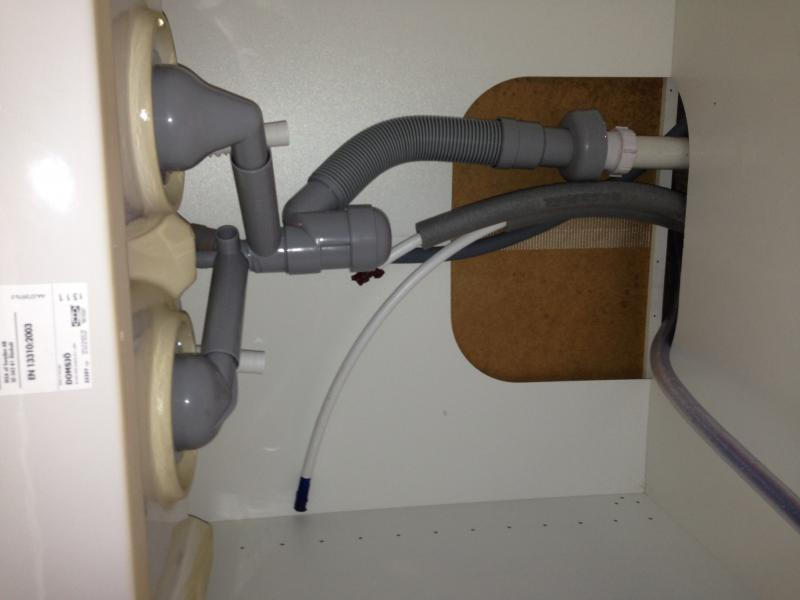 Odd Waste Pipe Size Ikea Sink Page 2 Diynot Forums