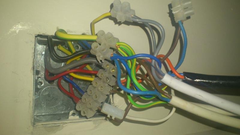 Central Heating Wiring Centre