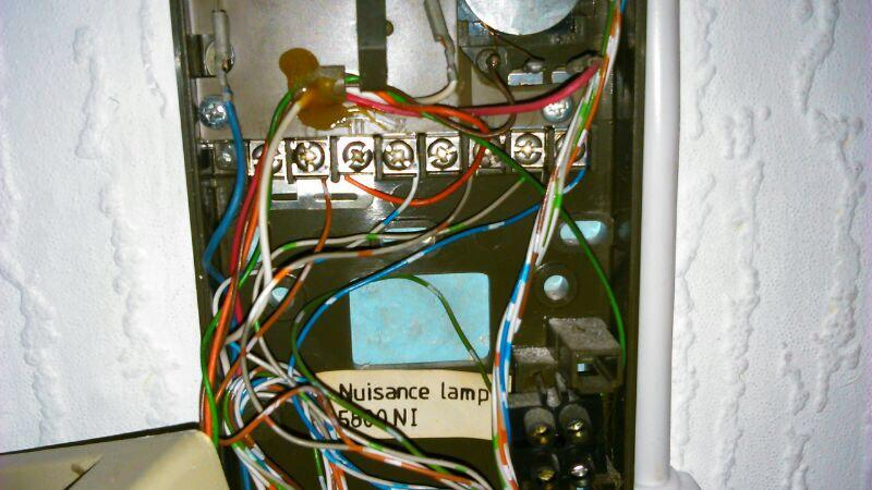 Door Entry System Wiring