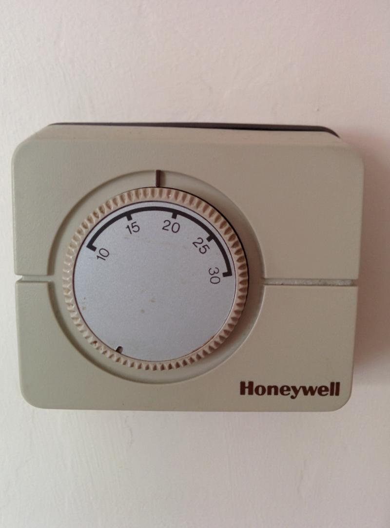 Old honeywell thermostat wiring diagram
