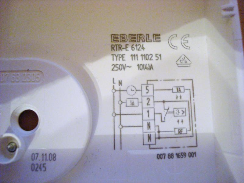 Eberle Thermostat Wiring Diagram 32 Wiring Diagram