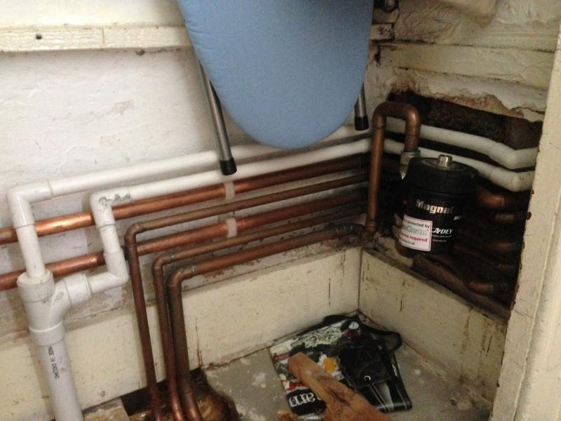 Advice On Condenser Boiler Drain Pipe Diynot Forums